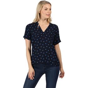 Regatta Jacinda T-Shirt Femme, navy